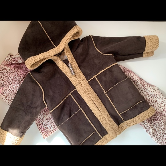 Old Navy Other - Infant Faux Sherpa Old Navy Jacket